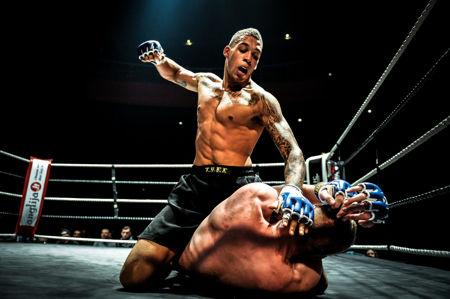 Imagine pentru categorie MMA, Rock and Moto