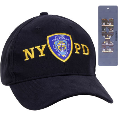 Imagine SAPCA NYPD LICENTA OFICIALA CU EMBLEMA BRODATA