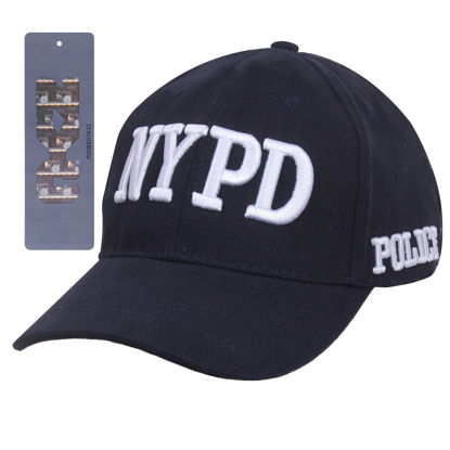 Imagine SAPCA NYPD LICENTA OFICIALA CU BRODERIE