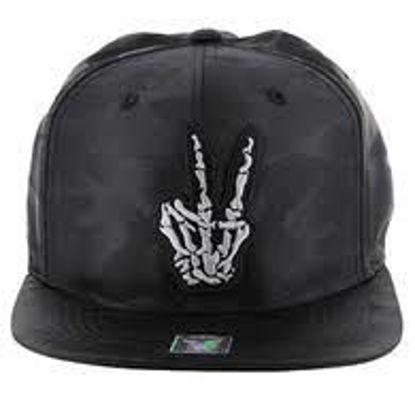 Imagine FINGER PEACE SNAPBACK CAP