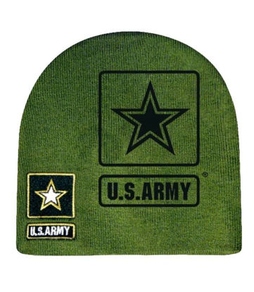 Imagine Caciulita US ARMY STEEP BEANIE