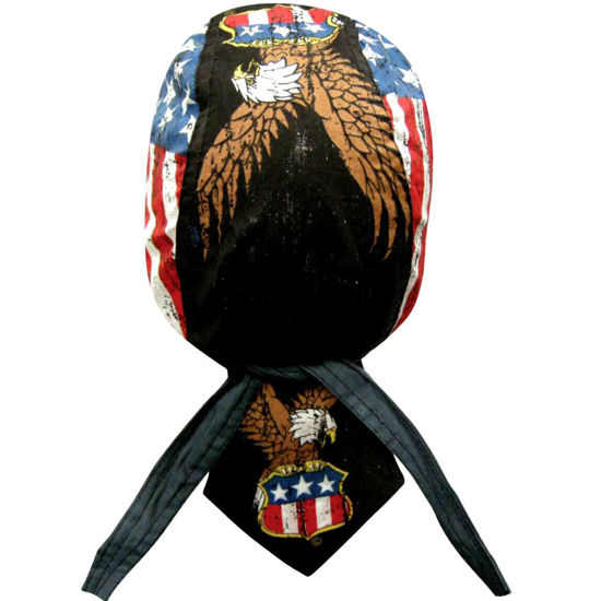 Imagine BANDANA DELUXE VINTAGE EAGLE SHIELD