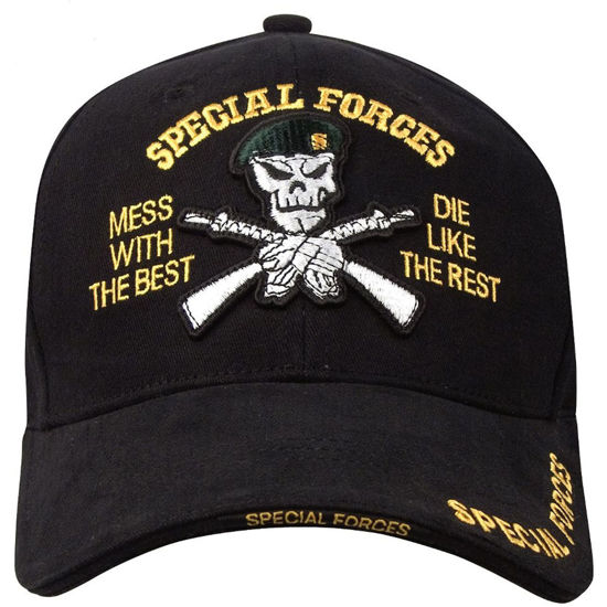 Imagine Deluxe Special Forces Cap 100% Bumbac
