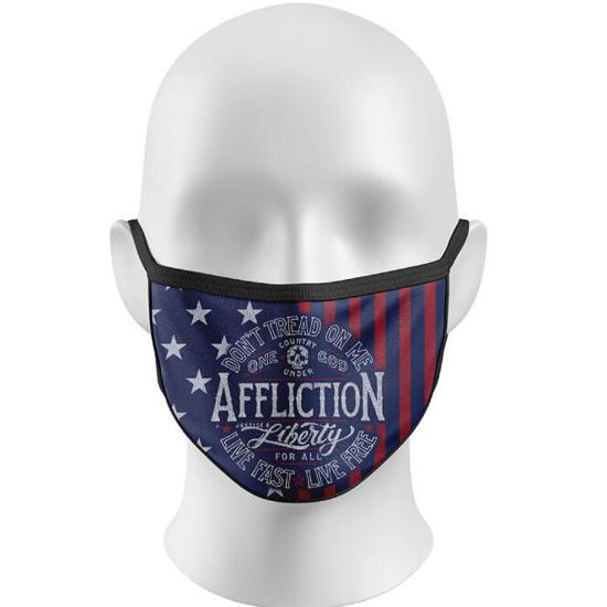 Imagine MASCA DE PROTECTIE AFFLICTION LIBERTY FOR ALL