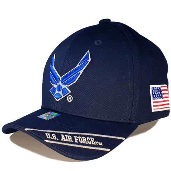 Imagine SAPCA US AIR FORCE LICENTA OFICIALA BLEUMARIN COD 7
