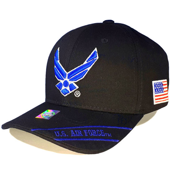 Imagine SAPCA US AIR FORCE LICENTA OFICIALA BLACK COD 8