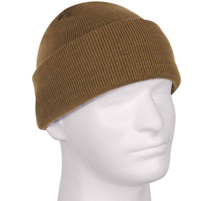 Imagine Caciulita Dubla Deluxe Watch Cap Coyote Brown