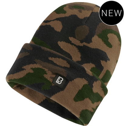 Imagine Caciulita Deluxe Watch Cap Rack Camouflage