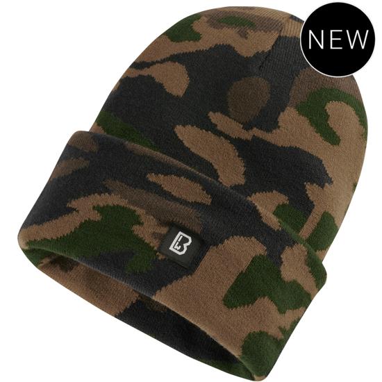 Imagine Caciulita Deluxe Watch Cap Rack Camouflage