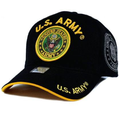 Imagine SAPCA US ARMY LICENTA OFICIALA COD 52 Black
