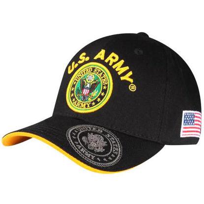 Imagine SAPCA US ARMY LICENTA OFICIALA COD 55 100% Bumbac 1