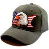 Imagine SAPCA AMERICAN USA EAGLE & FLAG GREY CODE 119