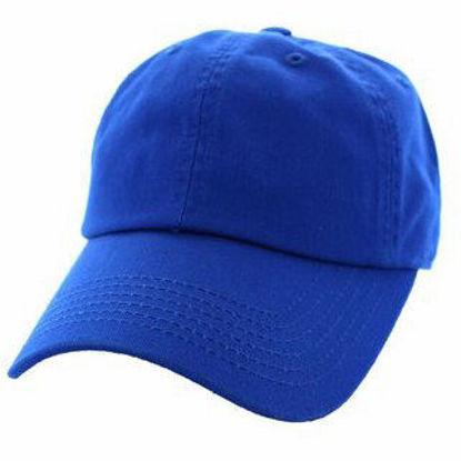 Imagine SAPCA 100% BUMBAC ROYAL BLUE