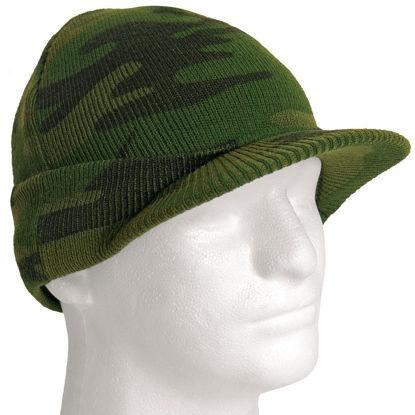 Imagine Sapca Deluxe Jeep Radar Cap Army Camouflage