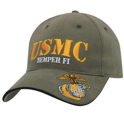 Imagine Sapca USMC Marines Semper Fi Licenta Oficiala