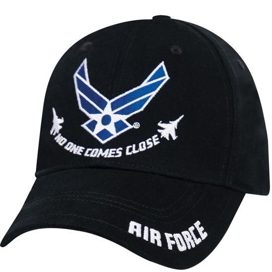 """Imagine Sapca US Air Force """"No One Comes Close"""" Licenta Oficiala"""
