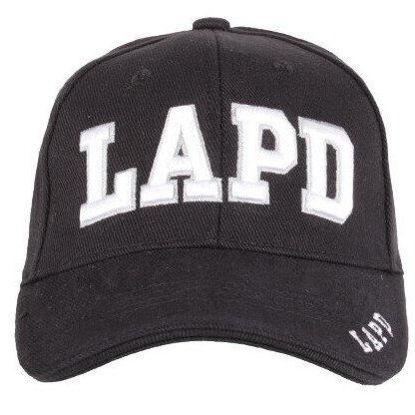 Imagine LAPD LOGO EMBROIDERED BASEBALL CAP