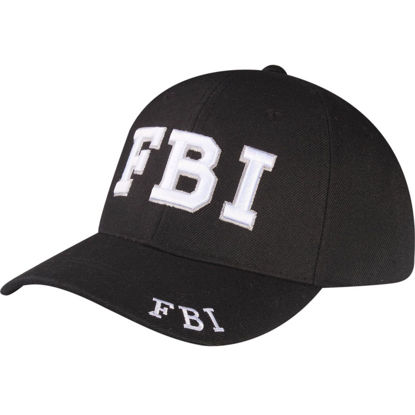 Imagine FBI LOGO EMBROIDERED BASEBALL CAP