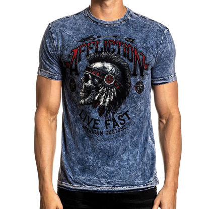 Imagine TRICOU AFFLICTION AC IROQUOIS