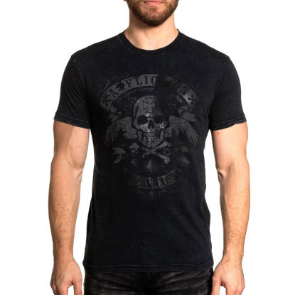 Imagine TRICOU AFFLICTION AMERICANA SPEED RUN
