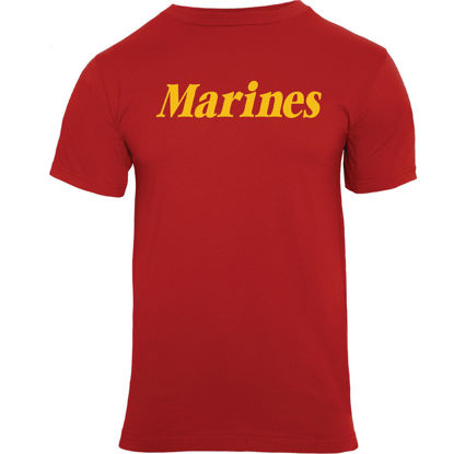 Imagine TRICOU US MARINES LICENTA OFICIALA