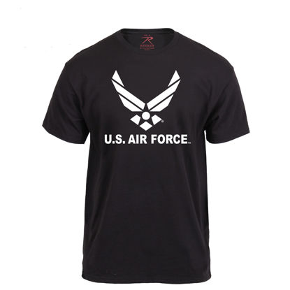 Imagine Tricou US Air Force Emblem Licenta Oficiala