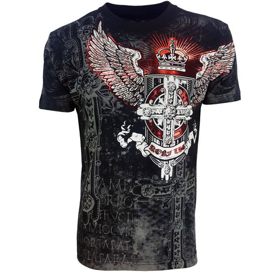 Imagine Tricou LIBERTY FOR ALL T-801 BLACK
