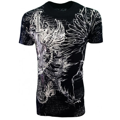 Imagine Tricou HONOR AND RESPECT T-800