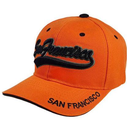 Imagine SAPCA HELLO SAN FRANCISCO ORANGE COD 90