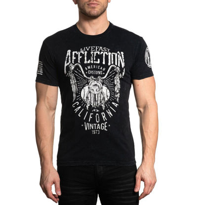 Imagine TRICOU AFFLICTION AC DESERT ROUTE