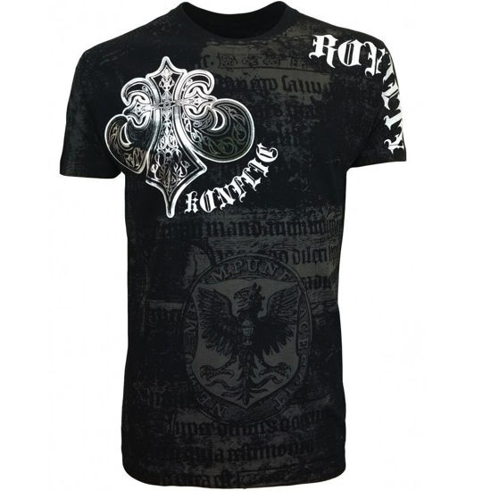 Imagine TRICOU MAXIMUS T-747 BLACK