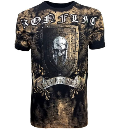 Imagine TRICOU THE GLADIATOR T-810 BLACK
