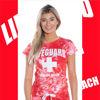Imagine TRICOU Malibu Beach Girl's Tshirt Lifeguard Official License