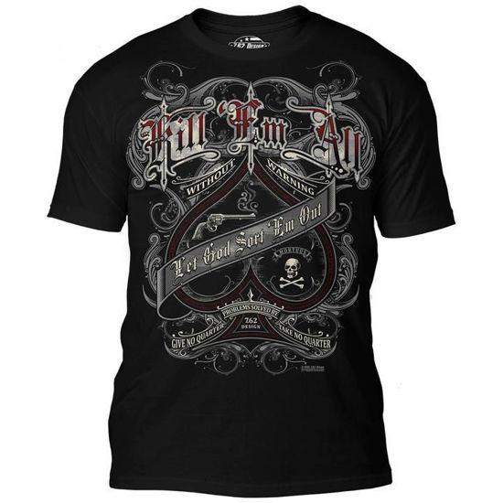 Imagine TRICOU Kill 'Em All – Premium Men's T-Shirt