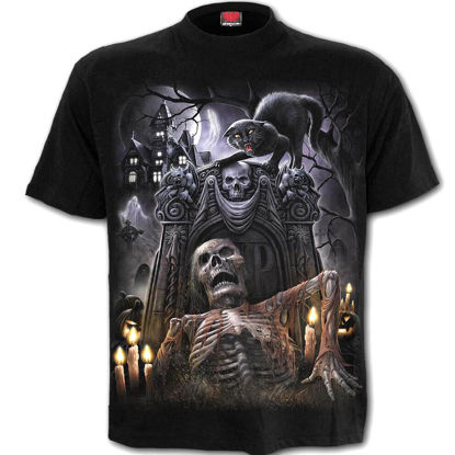 Imagine TRICOU SWEET NIGHTMARE T-shirt Black