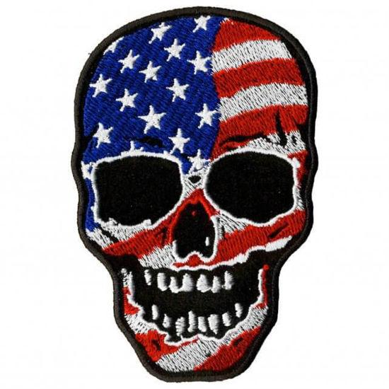 Imagine Emblema Big Skull Patch 10cm/7cm