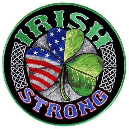 Imagine Emblema Irish Strong Patch 10cm/10cm