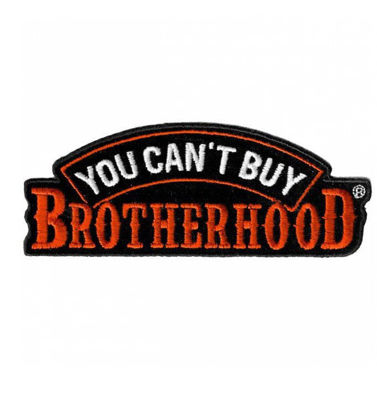 Imagine Emblema You Can't Buy Brotherhood Patch 10cm/4cm