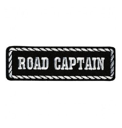 Imagine Emblema Road Captain Patch 10cm/3cm