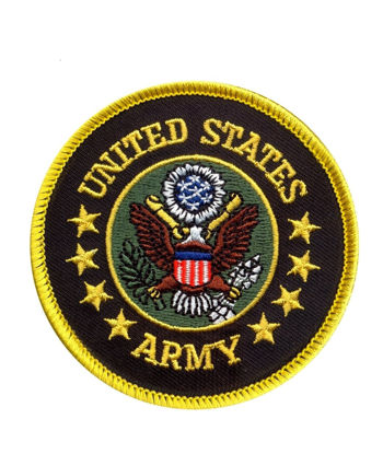 Imagine Emblema US Army Patch 77mm/77mm