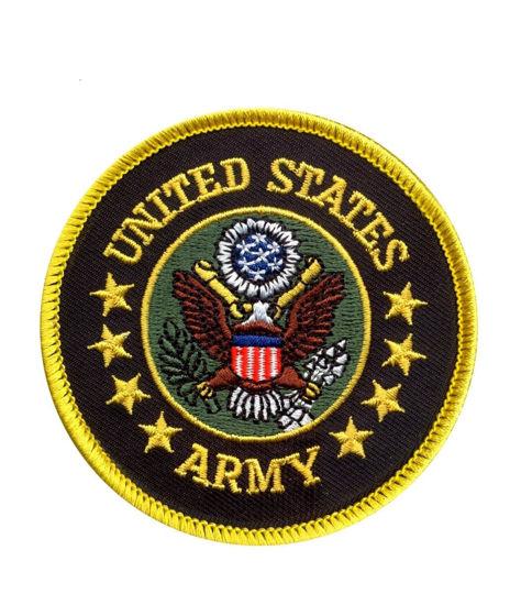 Imagine Emblema US Army Patch 77mm/77mm