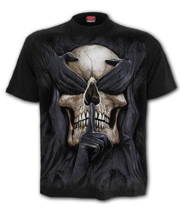 Imagine TRICOU SEE NO EVIL T-Shirt Black