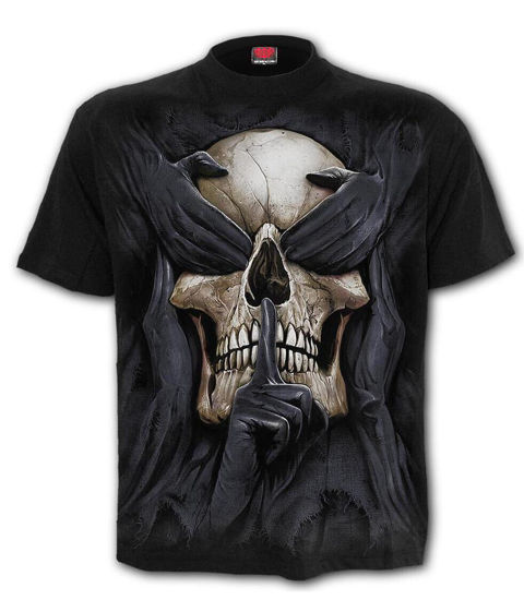 Imagine TRICOU SEE NO EVIL T-Shirt Black