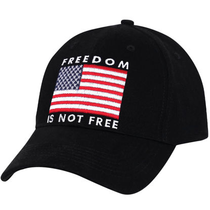 Imagine Sapca Tactica Freedom is not free 100% Bumbac