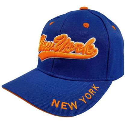 Imagine SAPCA NEW YORK BLUE AND ORANGE COD 154