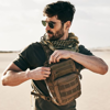 Imagine RUCSAC MULTIFUNCTIONAL PERFECT DE ZI CU ZI CAMO